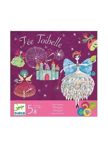 Djeco Djeco Kutu Oyunları / Fée Toitibelle Pembe